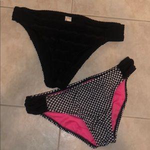 Swim bottom bundle!!! 2 Arizona Jean bottoms!